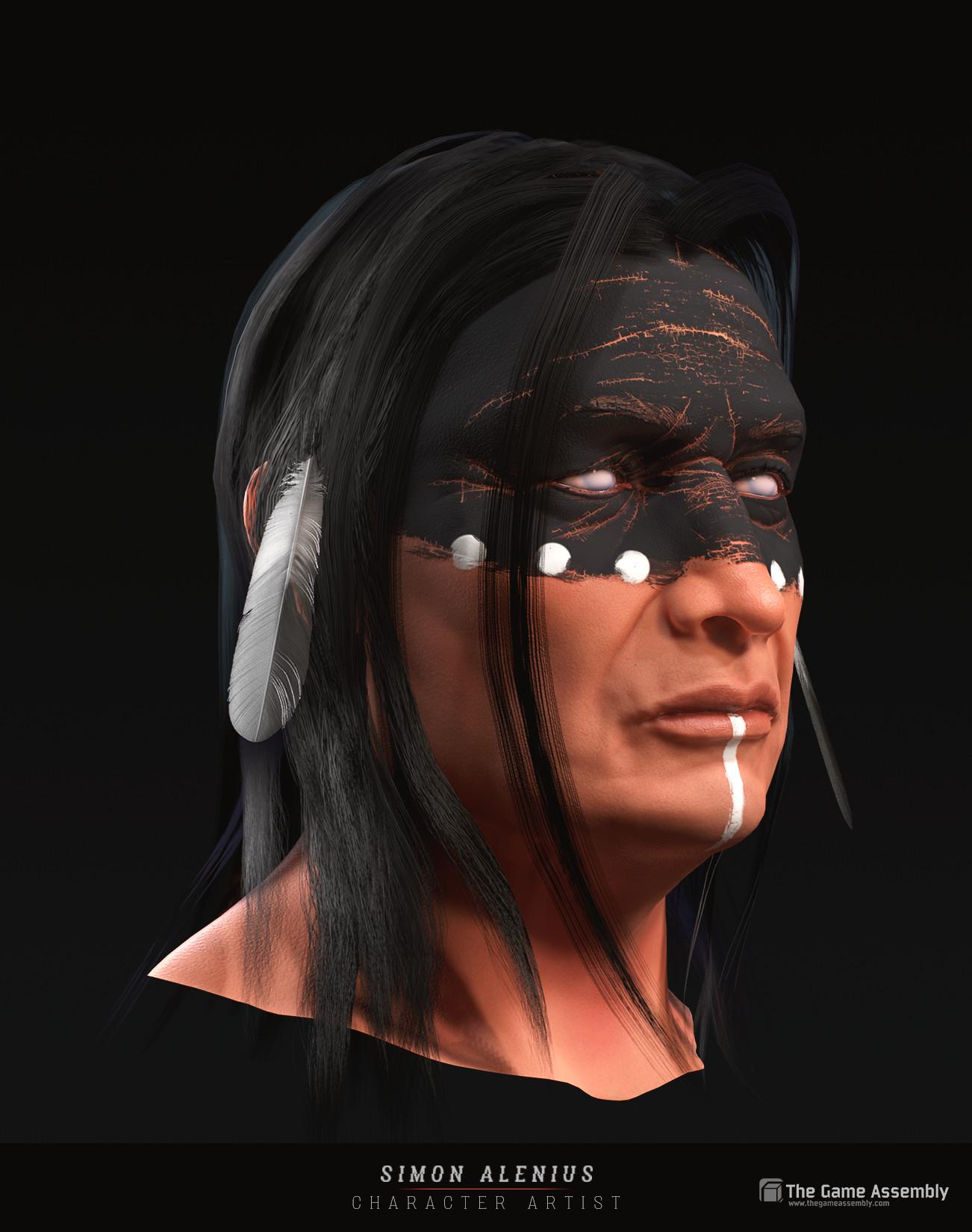 Simon alenius shaman v2 01
