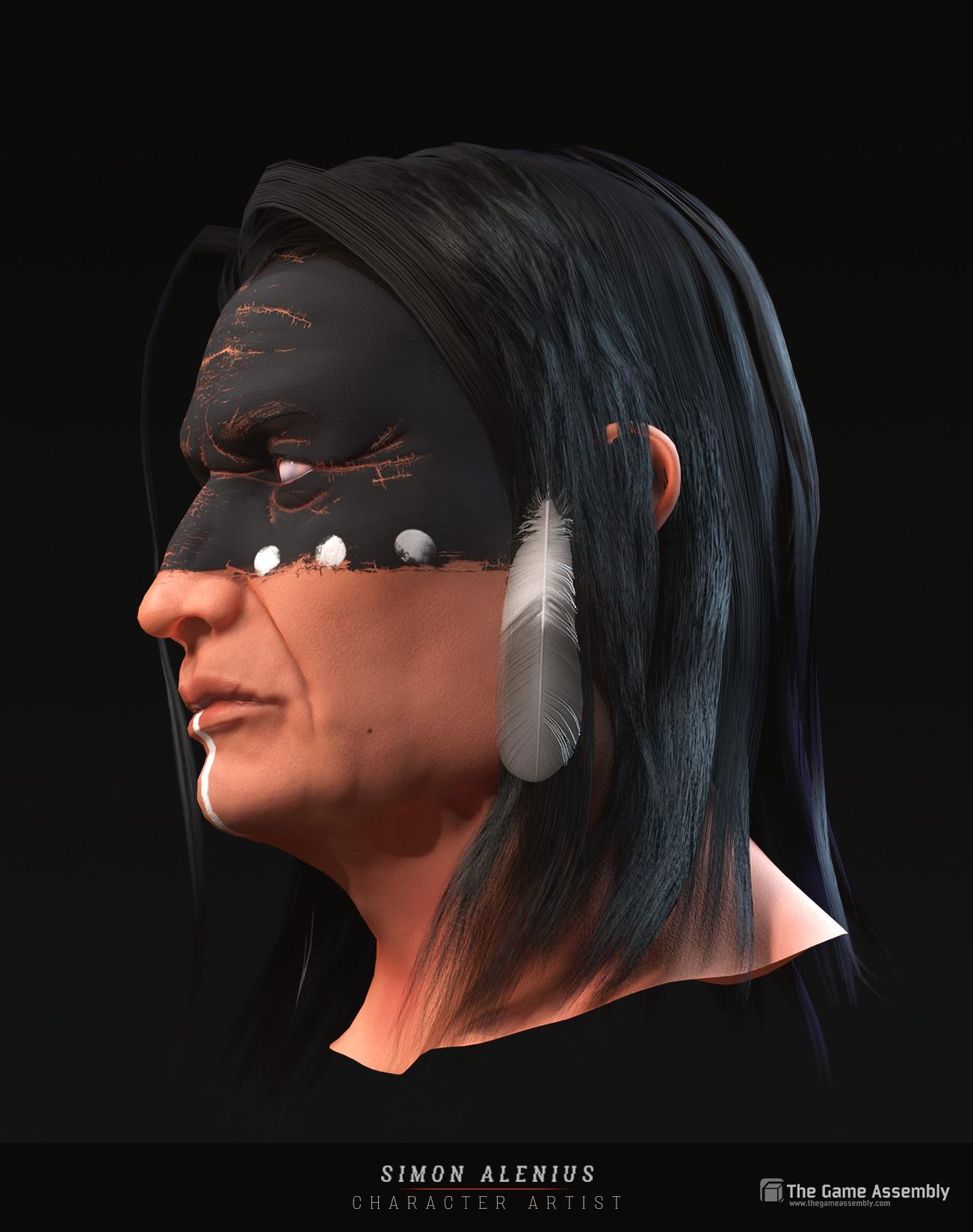 Simon alenius shaman v2 02