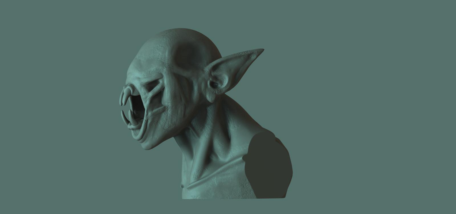 Oscar trejo vampire clay