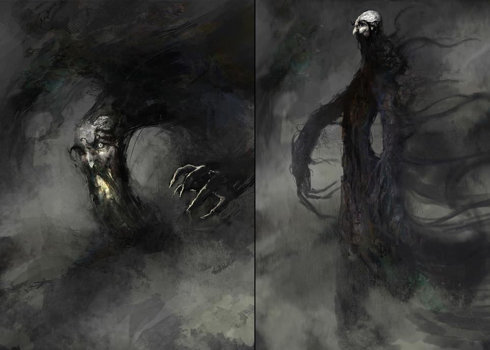 The Augure  (Blacklight)
