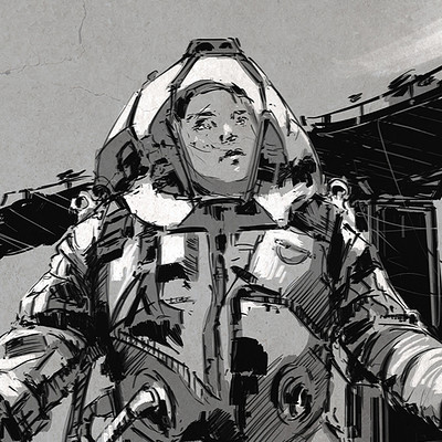 Joakim ericsson drawing 5