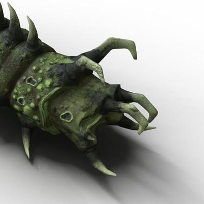 Fanny debouver screenshot monster 01