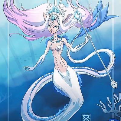 Patrik caetano mermaid2fa