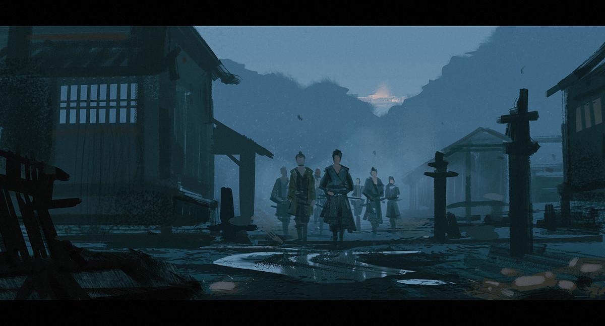 Lorenz hideyoshi ruwwe samurai unit s