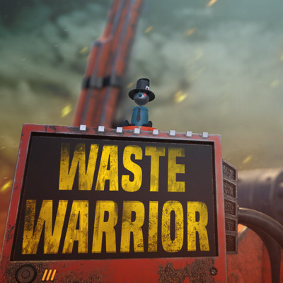 Oceane nasstrom wastewarrior screenshot1