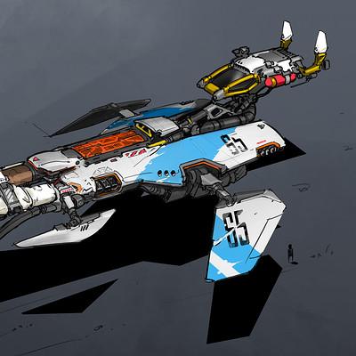 Samuel aaron whitehex ship doodle2