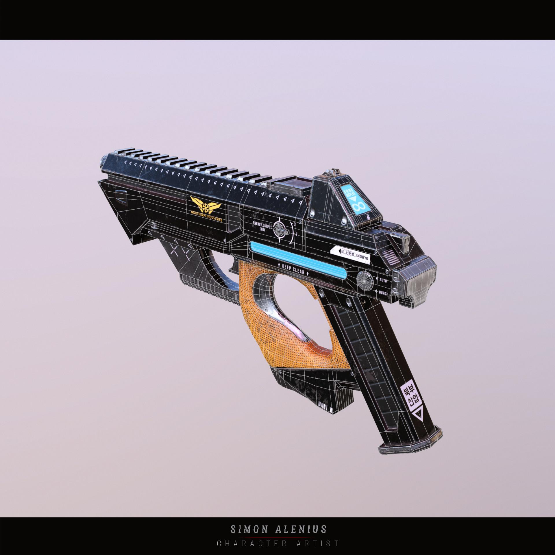 Simon alenius pistol 03