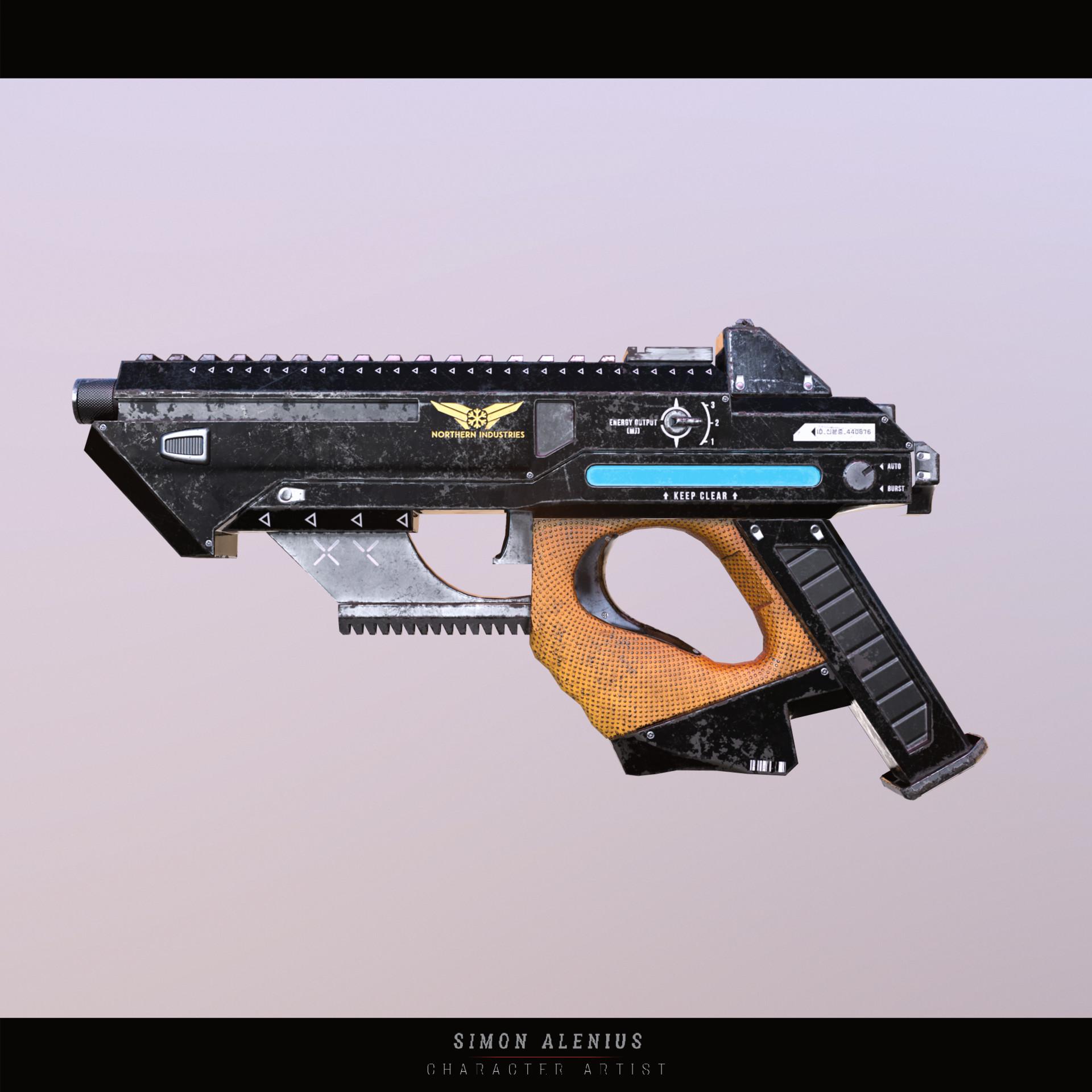 Simon alenius pistol 02