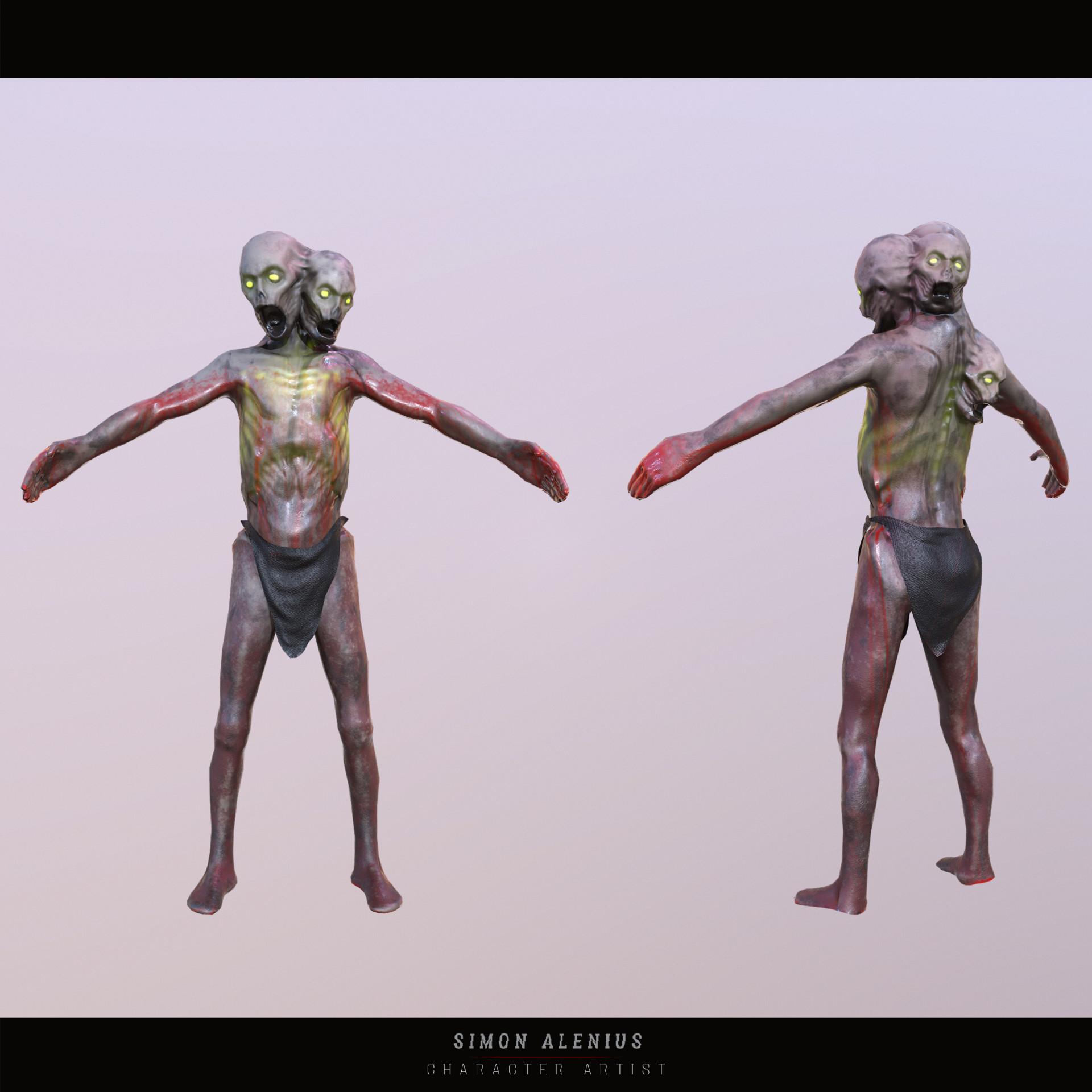 Simon alenius zombies