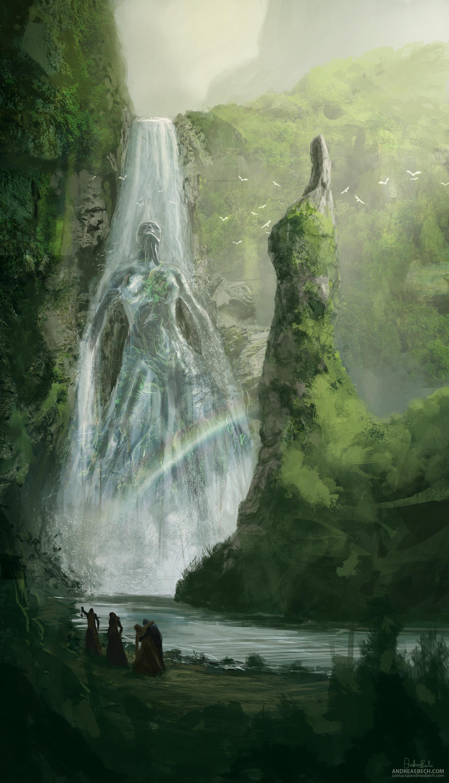 Andreas bech water spirit v2 3000pxh