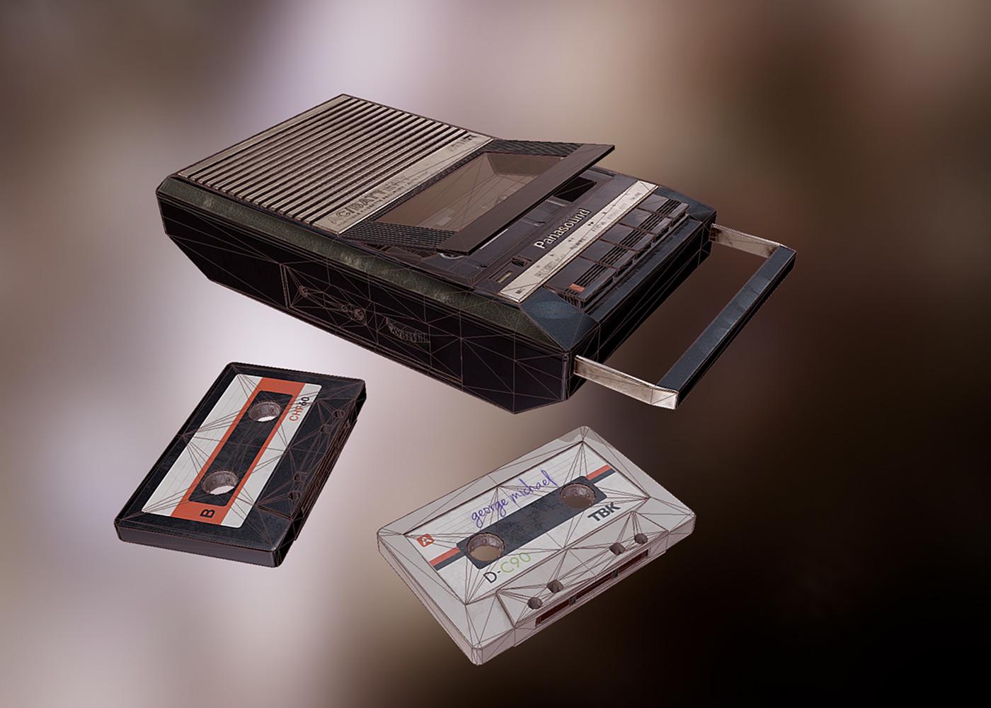 Mine yilmaz ulas cassetteplayer2