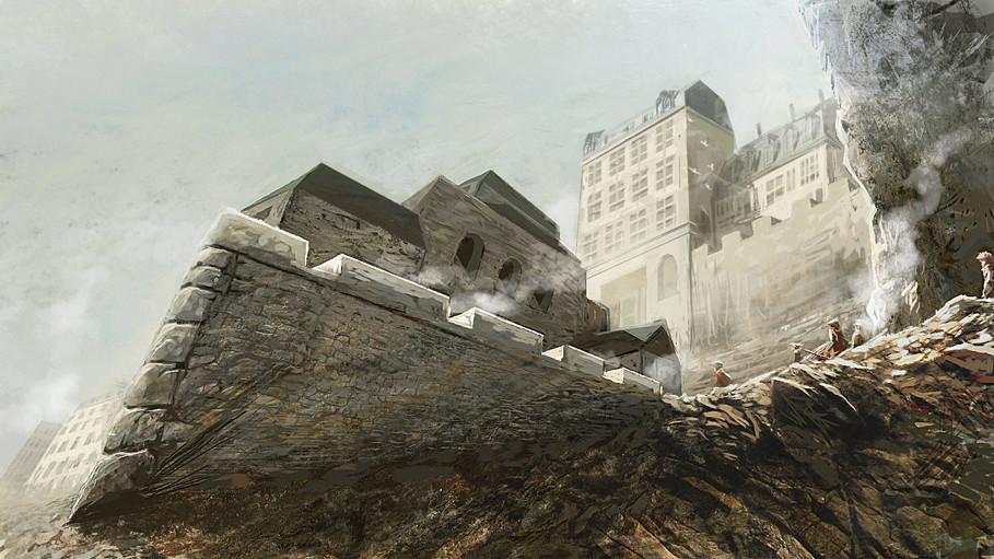 Quentin castel english citadelle
