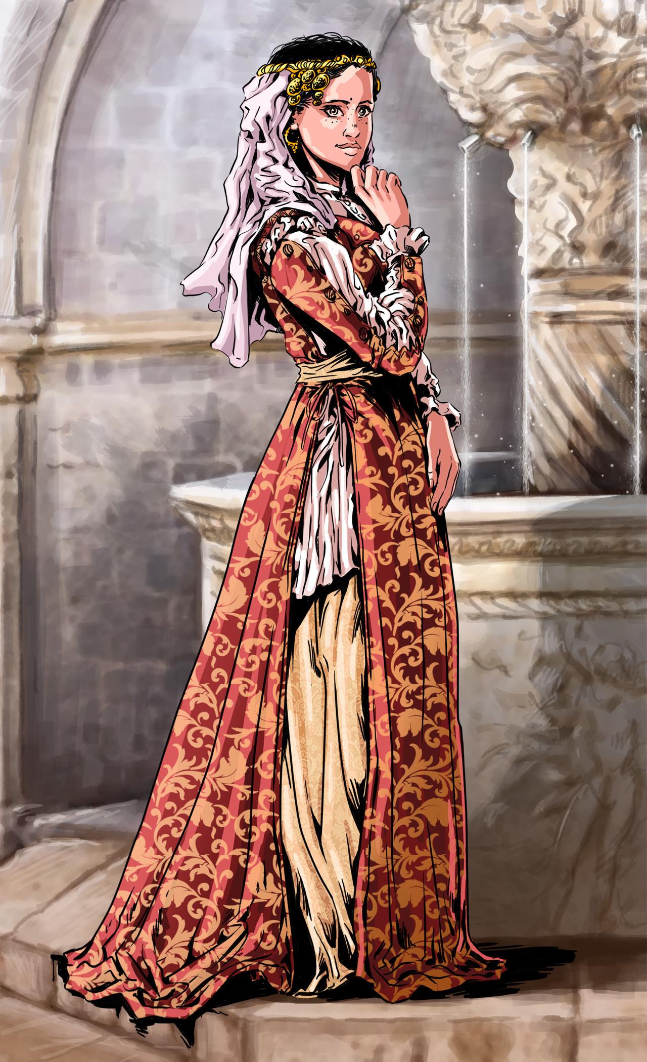 Axelle bouet eteoclienne robe6