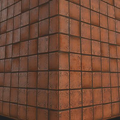James ray terracotta tiles 4