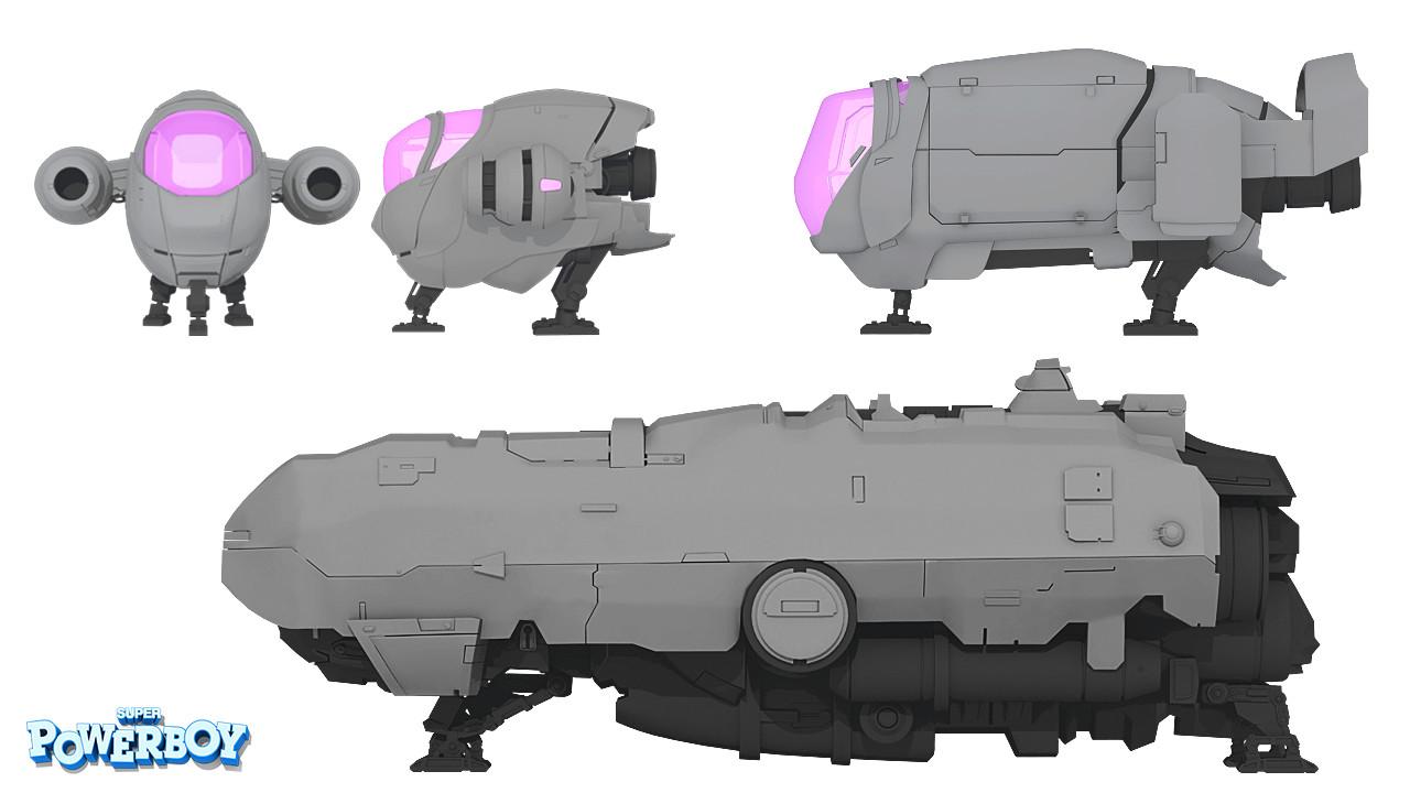 Rupert levin ships