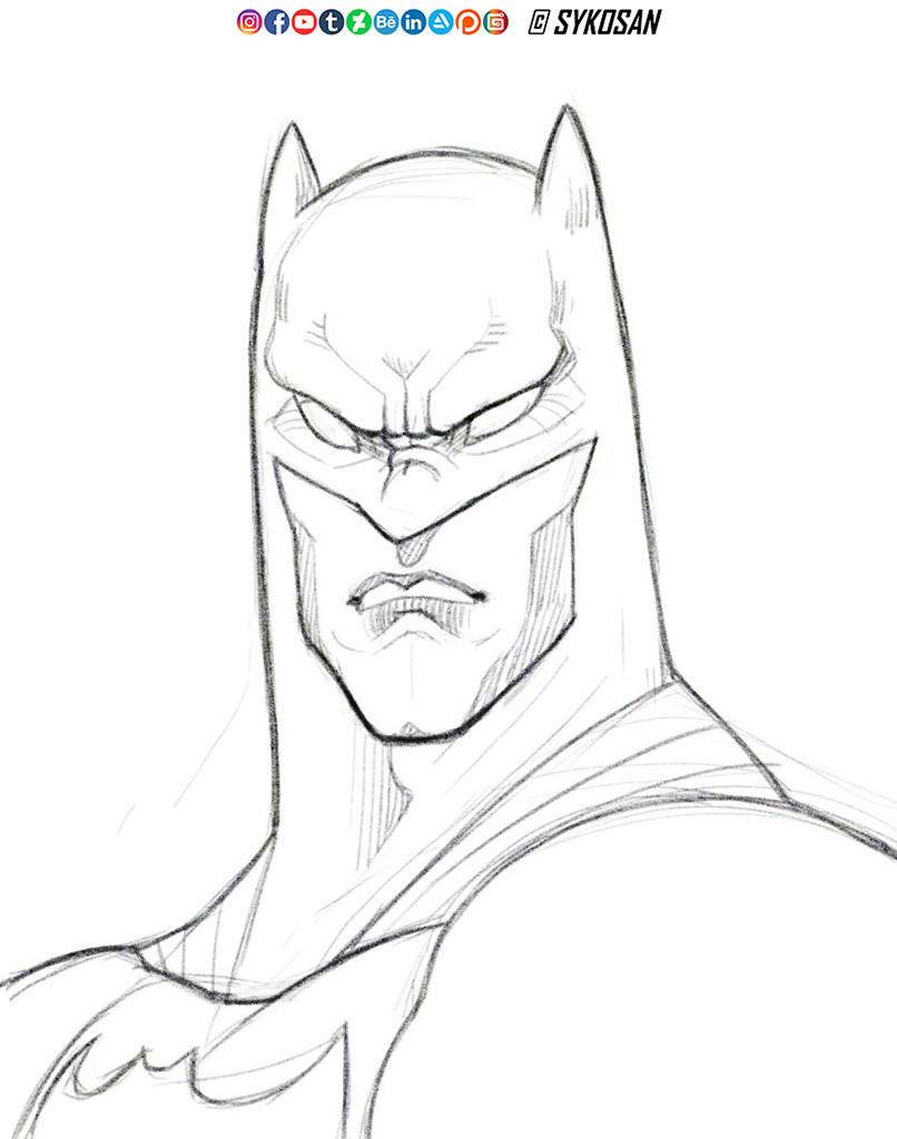 Syko san batman web