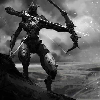 Dusko bjeljac archer