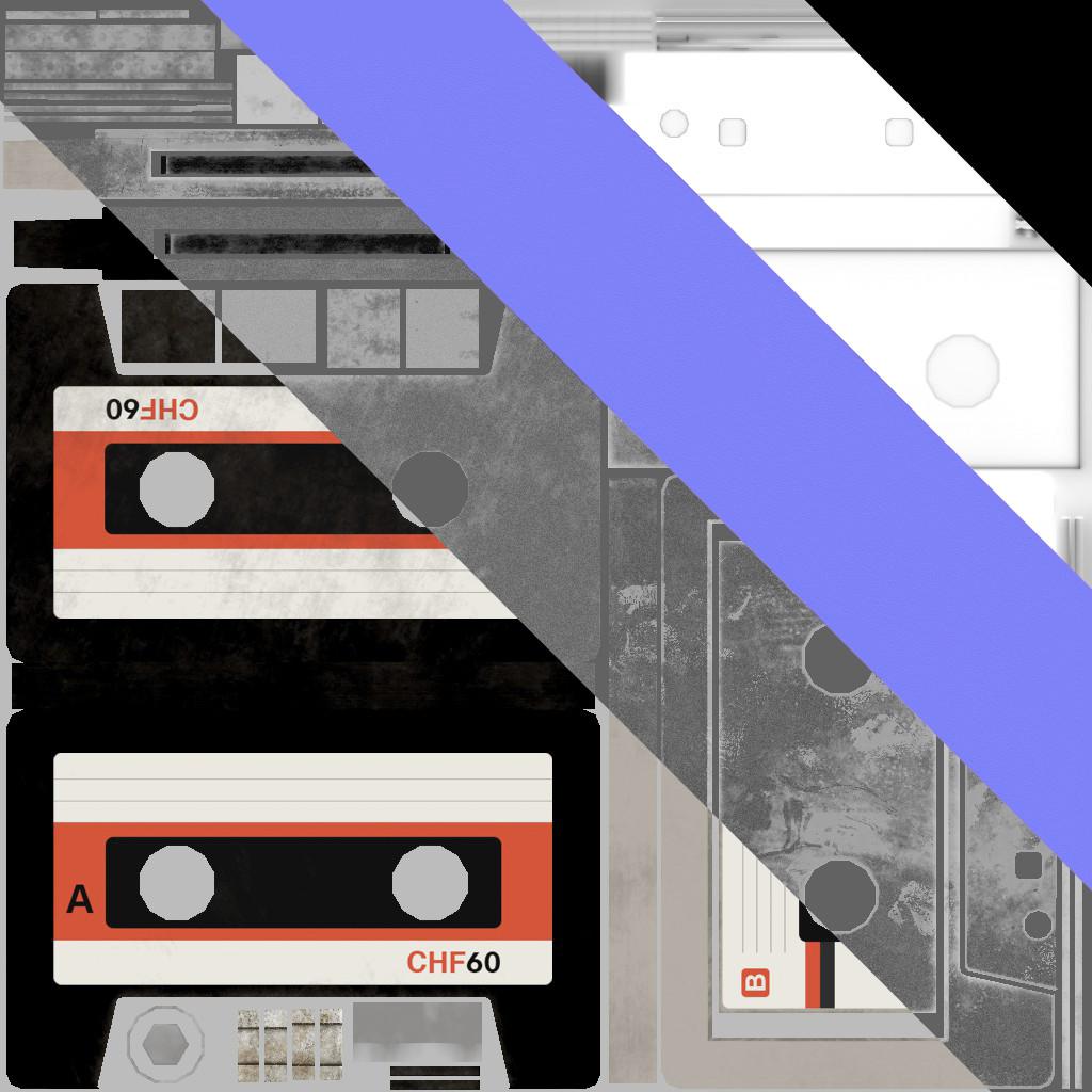 Mine yilmaz ulas cassette map