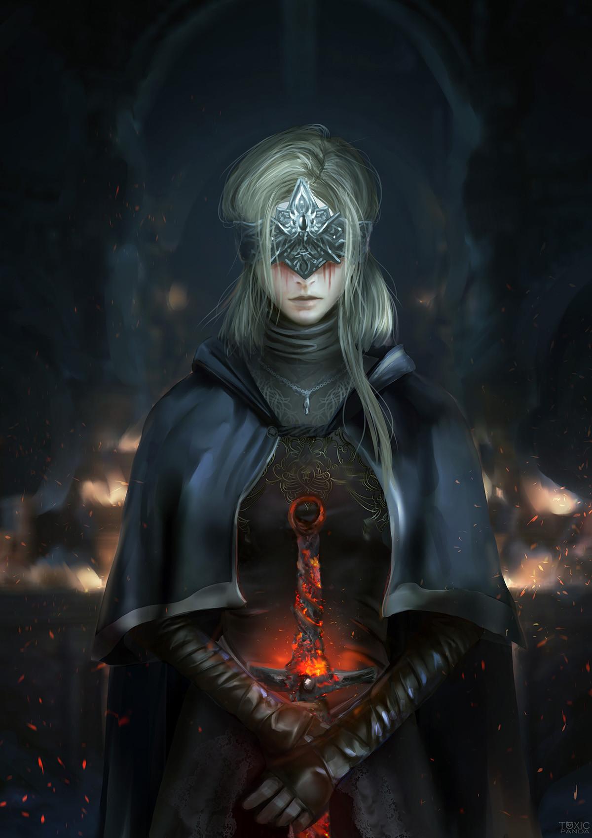 Fire Keeper- Dark Souls