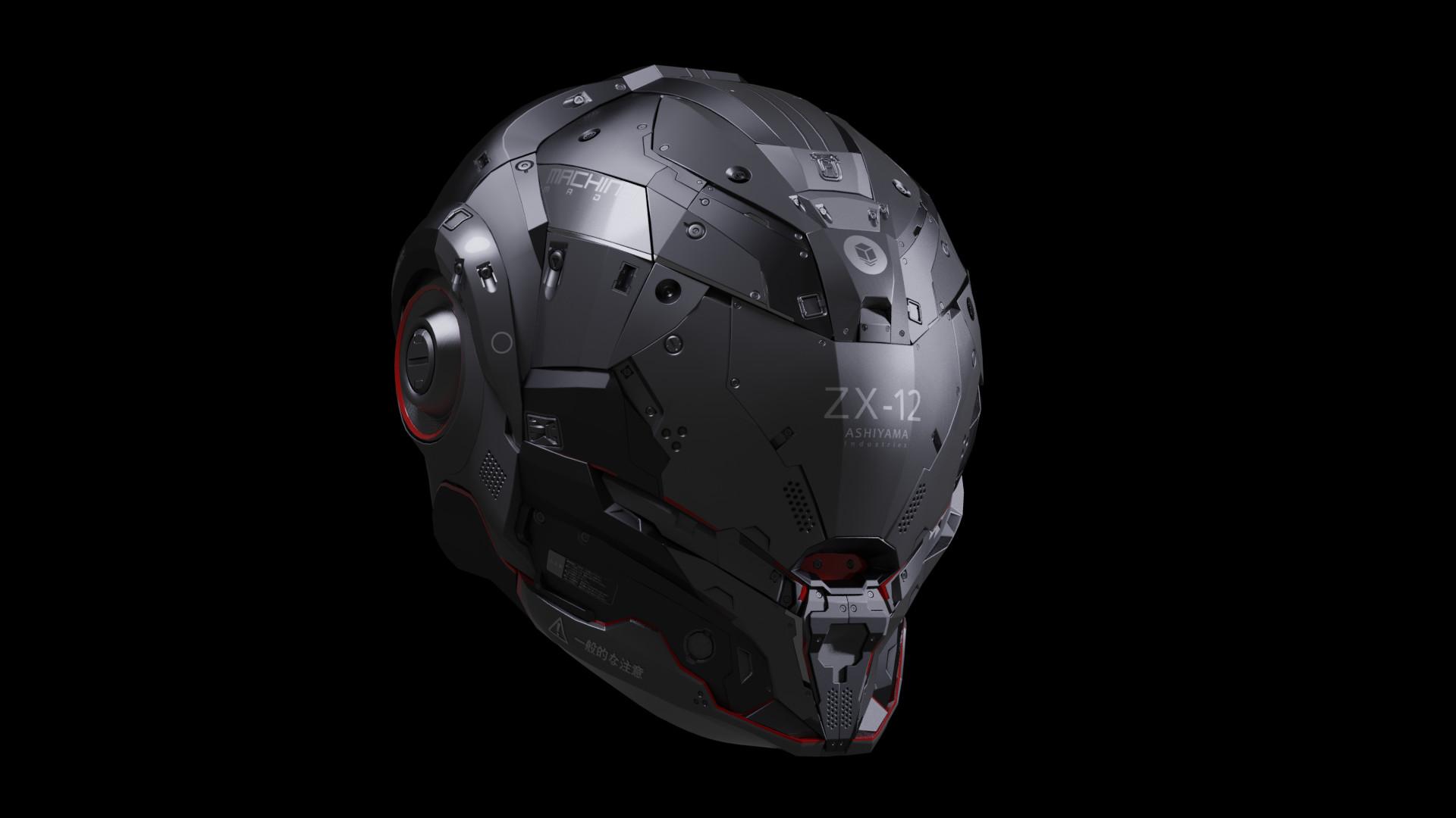 Jerry perkins mx1001 dm helmet1