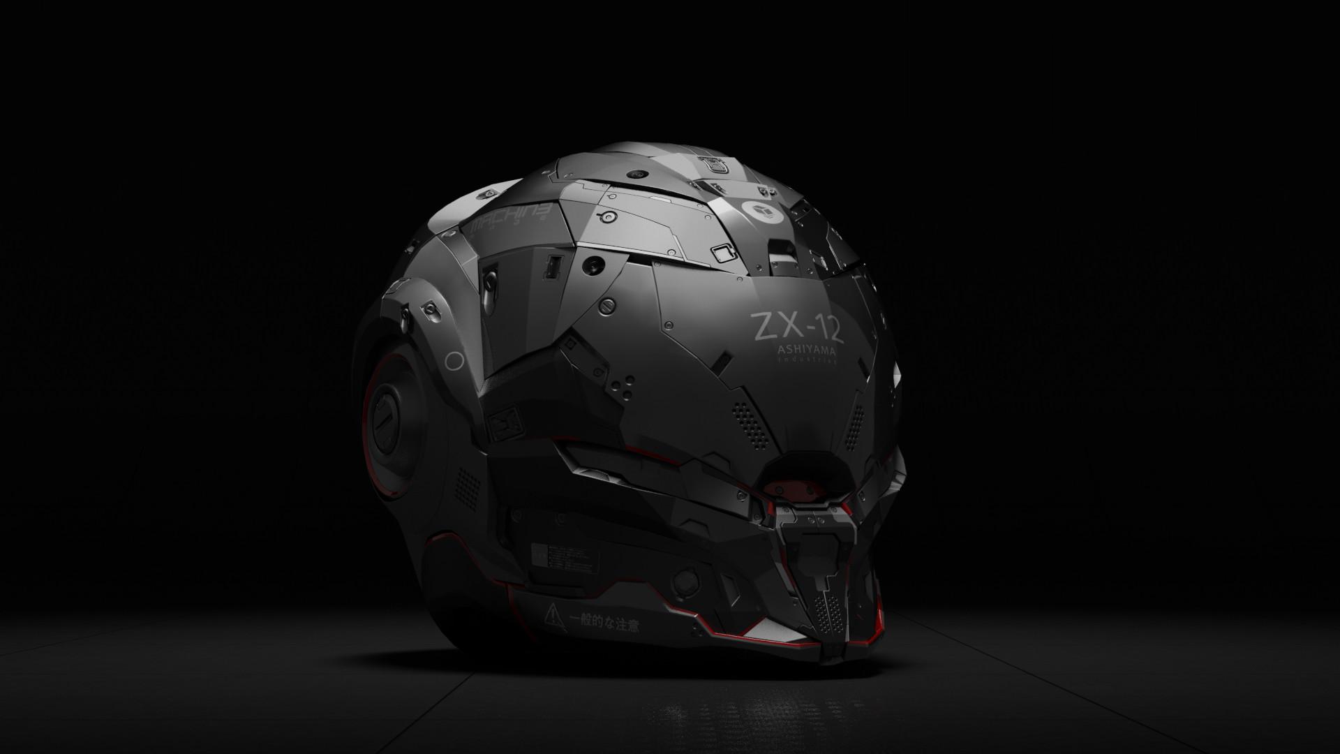 Jerry perkins mx1001 dm helmet3
