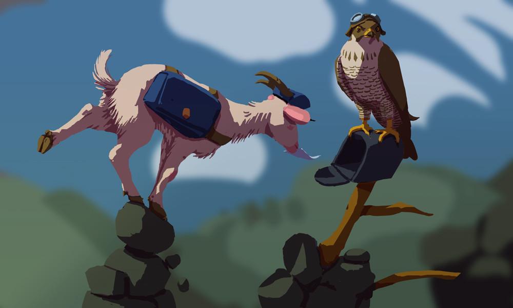 Devin platts falcon mail