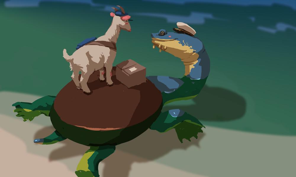 Devin platts turtle ship