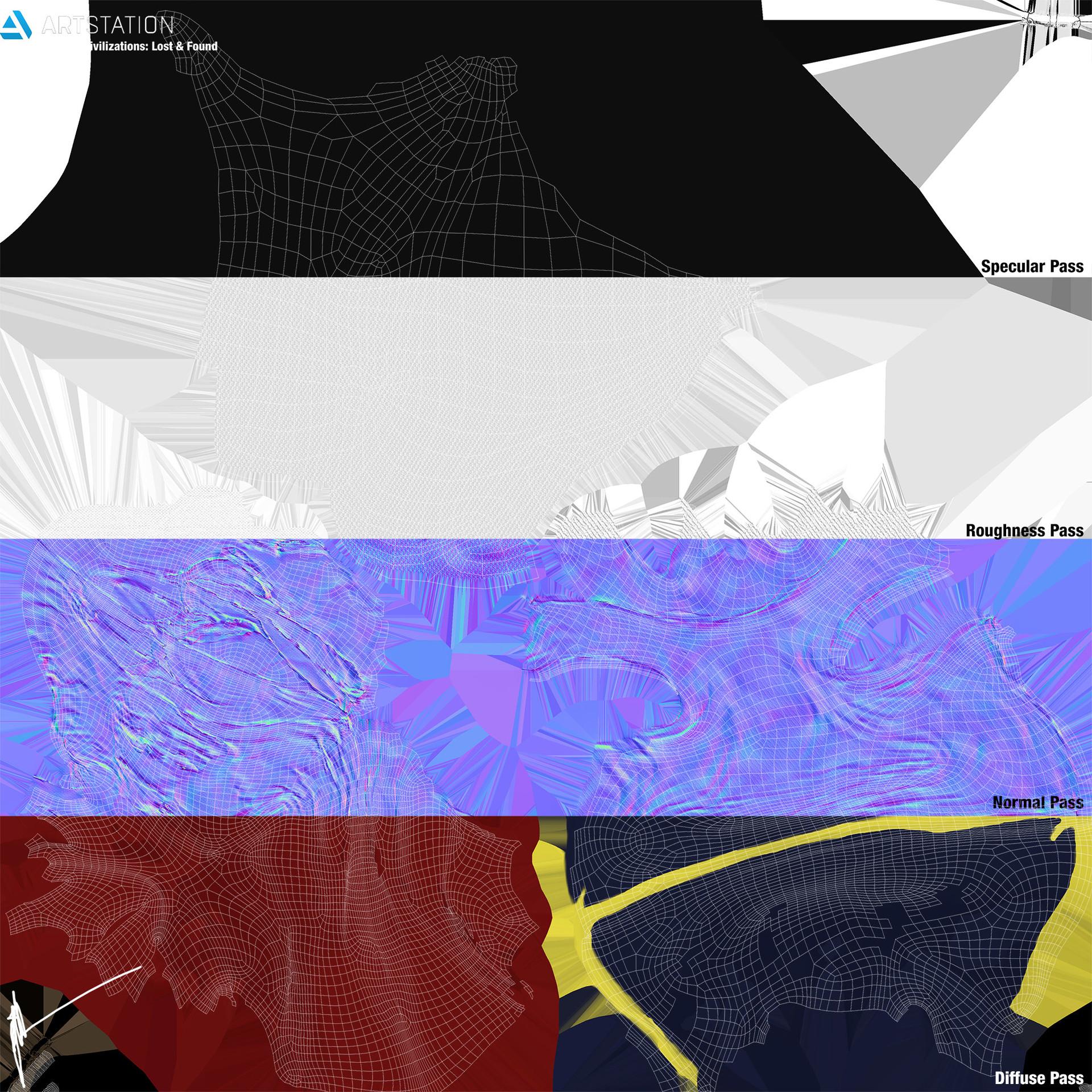 Jack lai rider whole rider cloth1 map