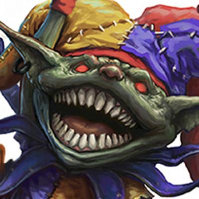 Joe shawcross goblin jester colourv2