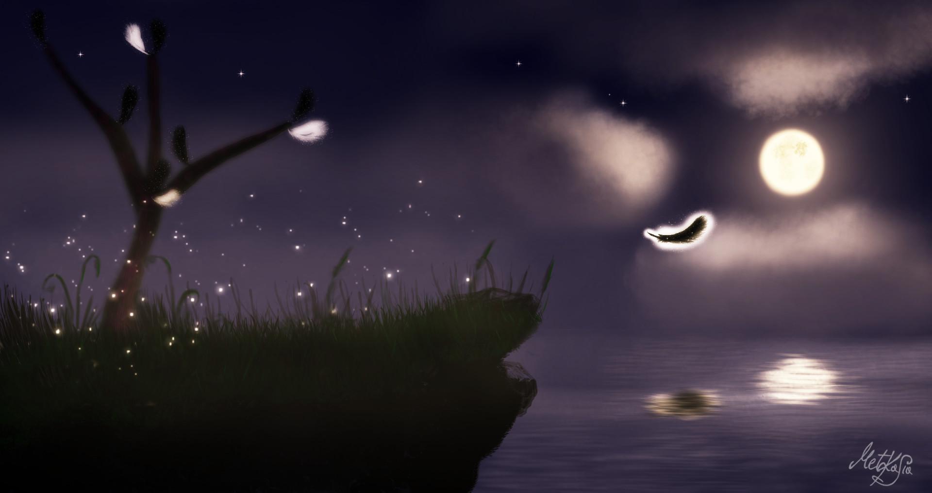 Kasia michalak magic of moonlight