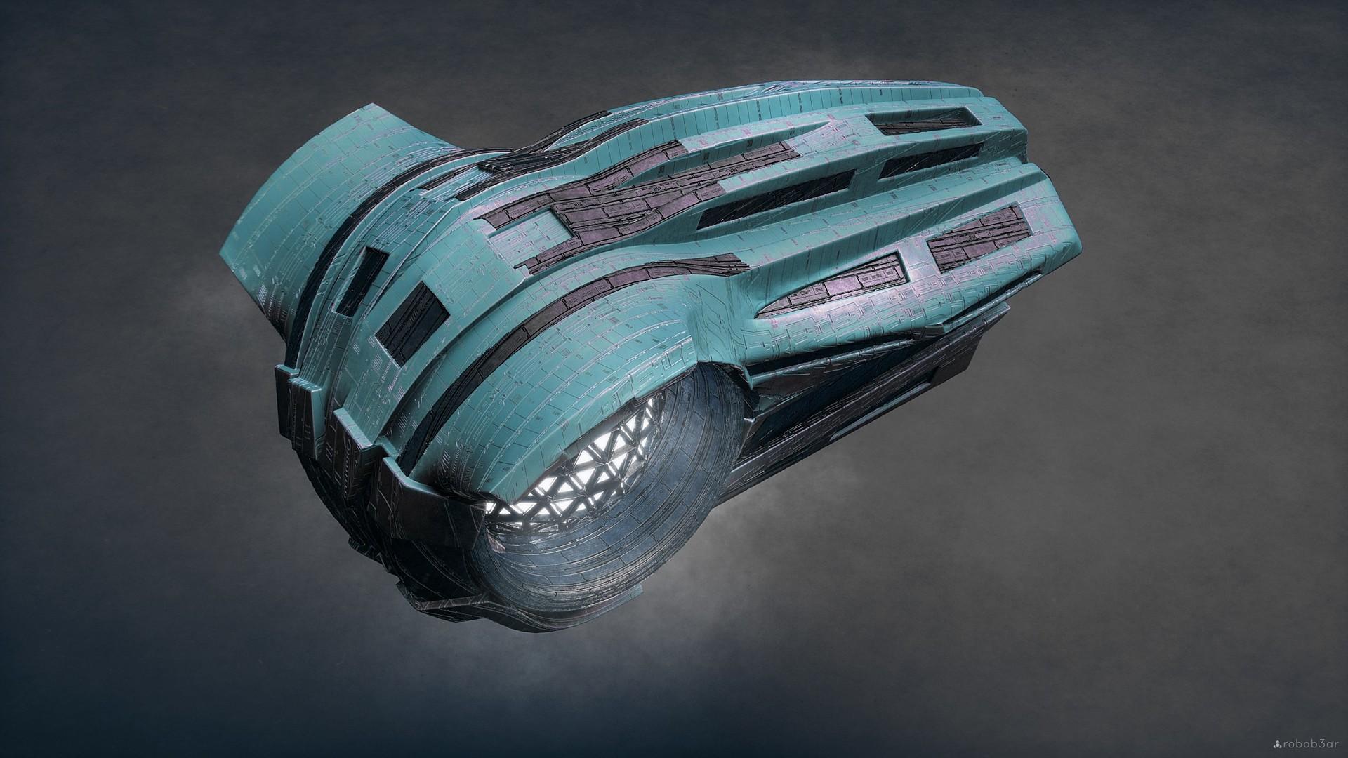 Kresimir jelusic robob3ar 463 190117 ship cyan ps custom