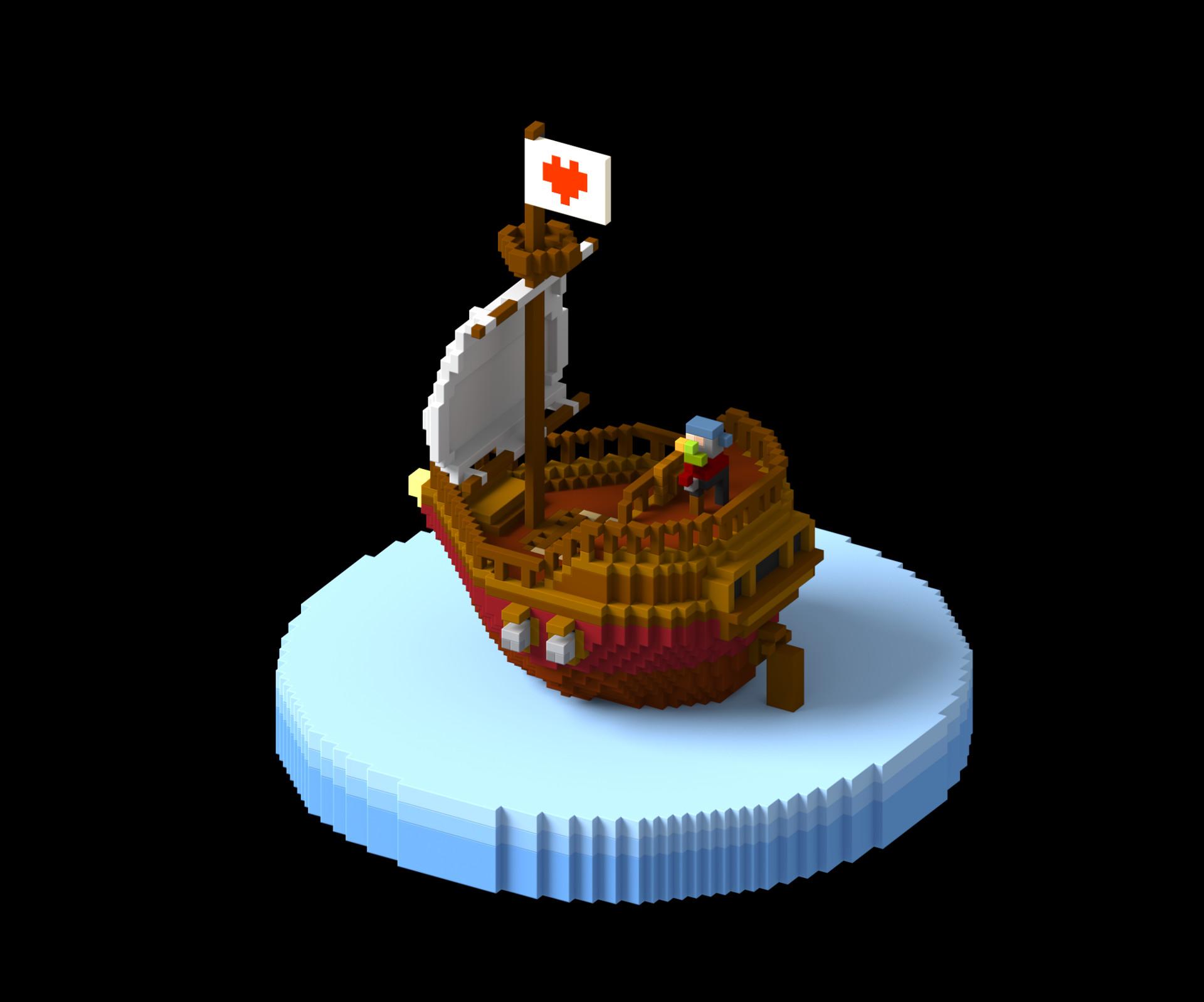 Burak cinar pirateship2