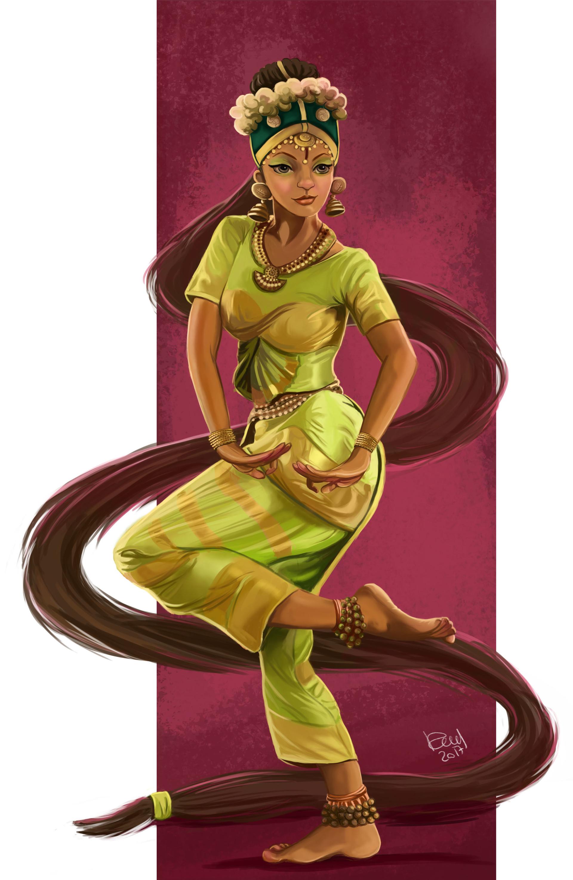 Valerie vay loetscher indian dancer final