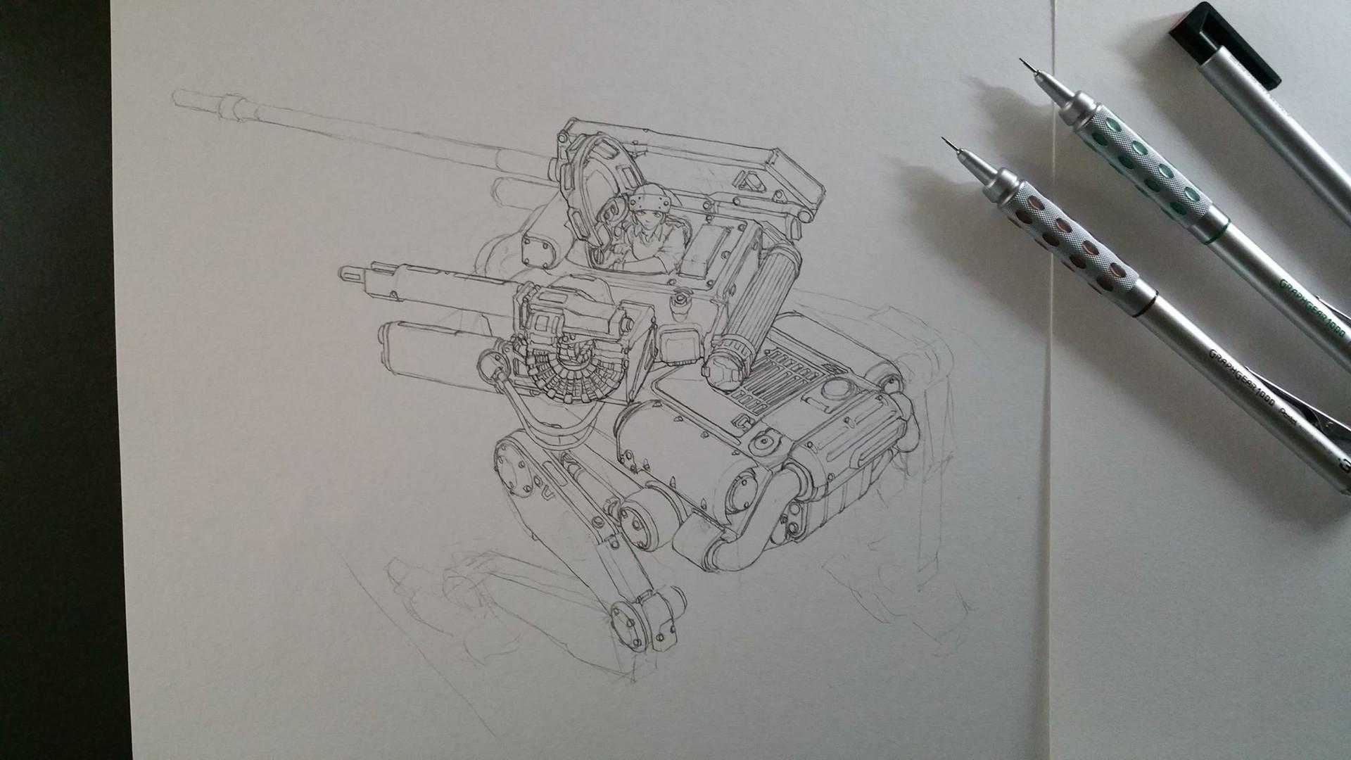 Mike doscher sketch