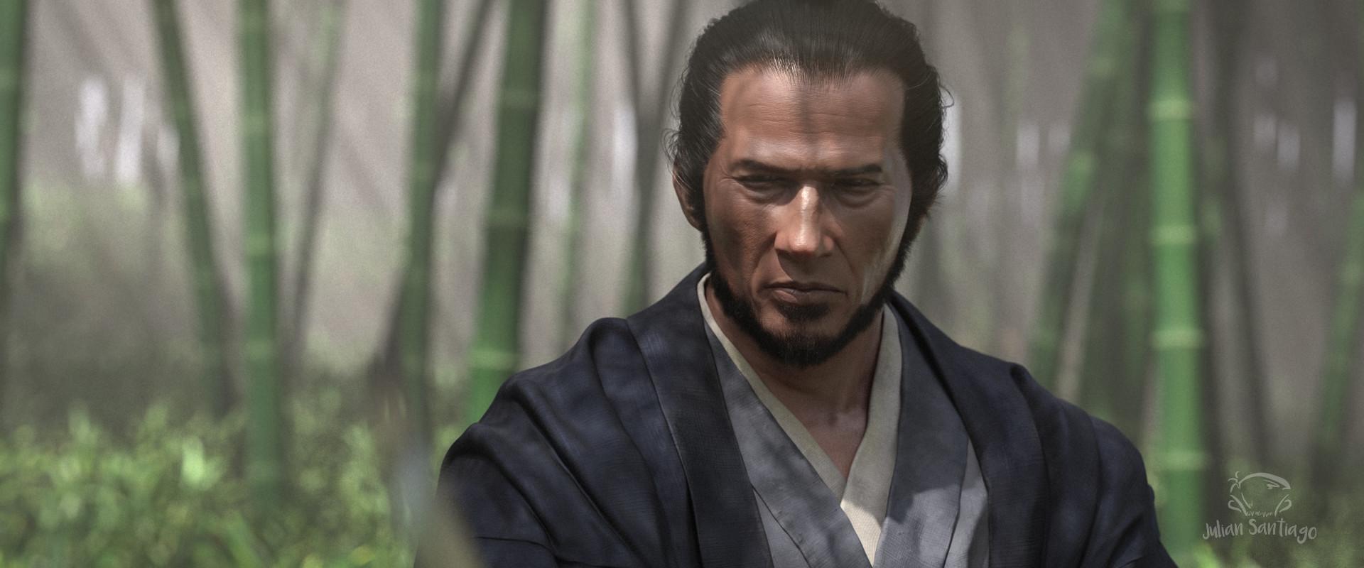 Julian santiago juliansantiago samurai daystill