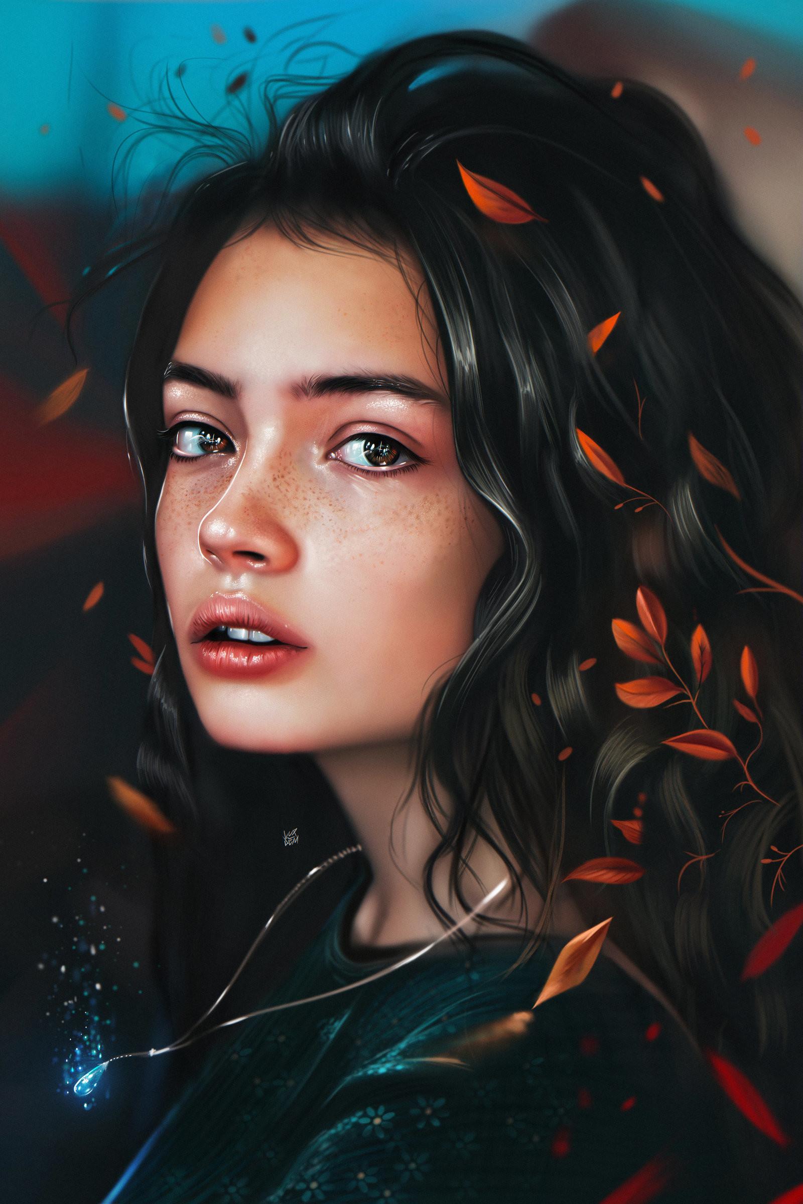 Yasar vurdem reborn illustration sasha kichigina by vurdem db9t4xw