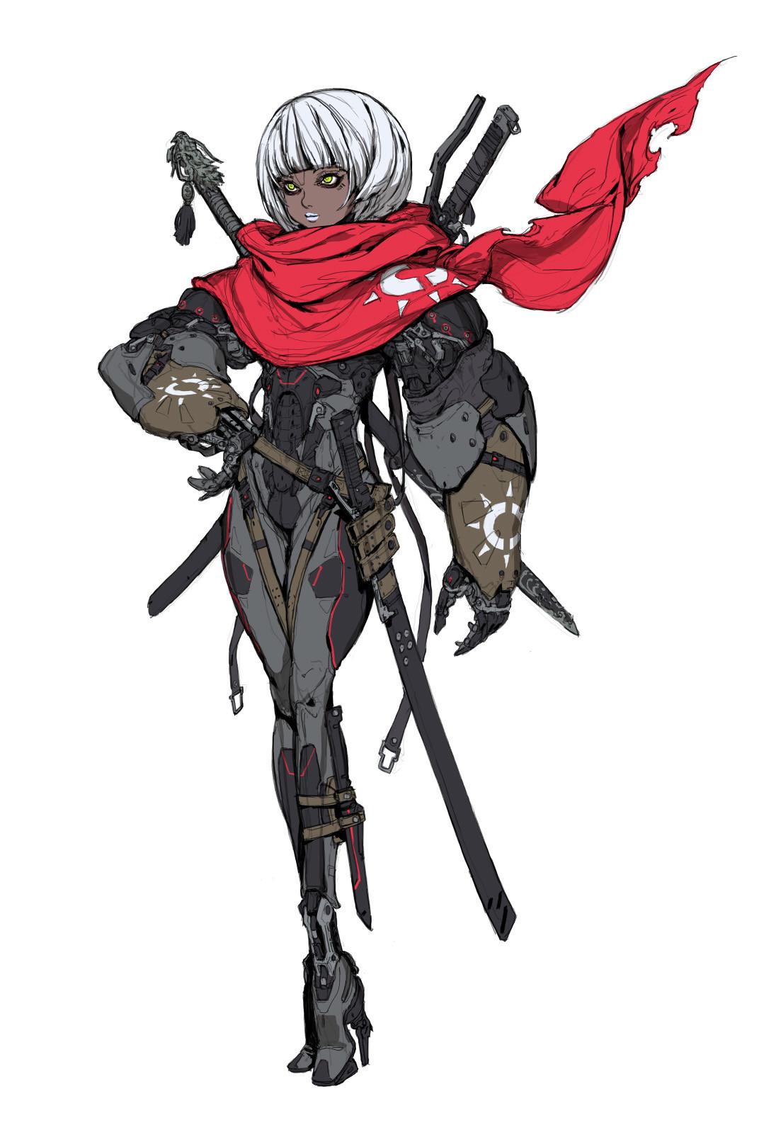Woo kim cyborgirl 01