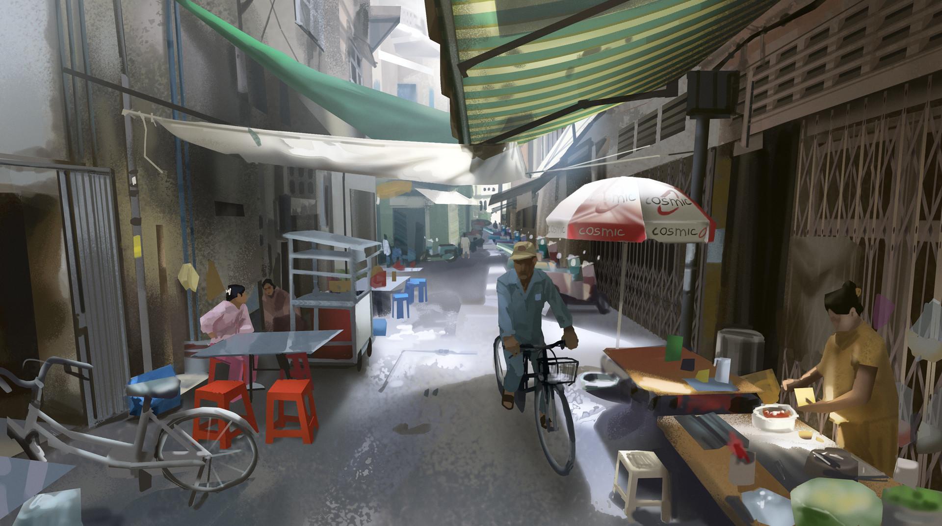 Phnom Penh - Bikes