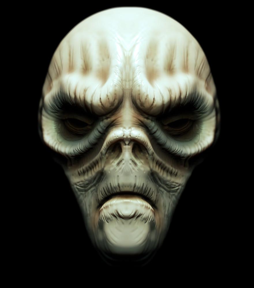 Mike robinson alienhex