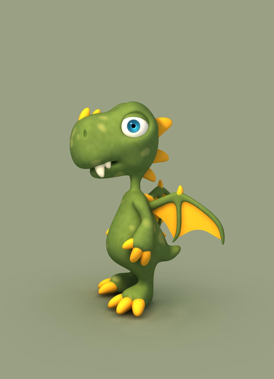 Mike robinson dragon2
