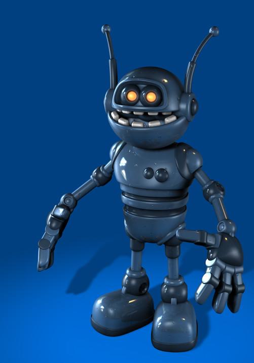 Mike robinson funnyrobot