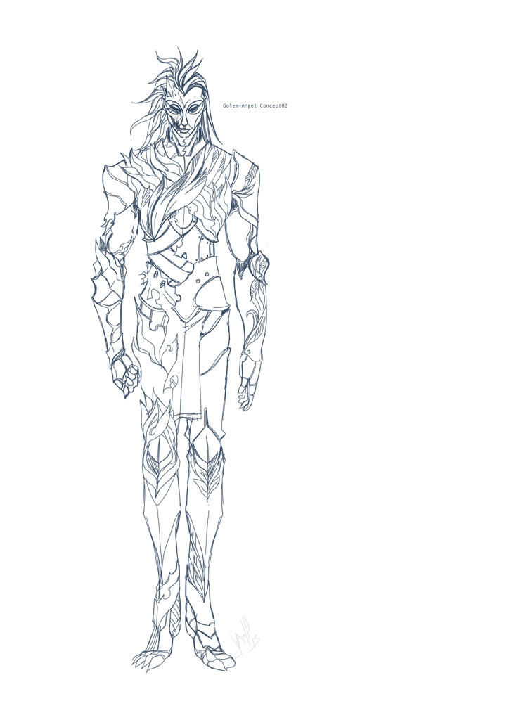 Javier bolado angel concept02