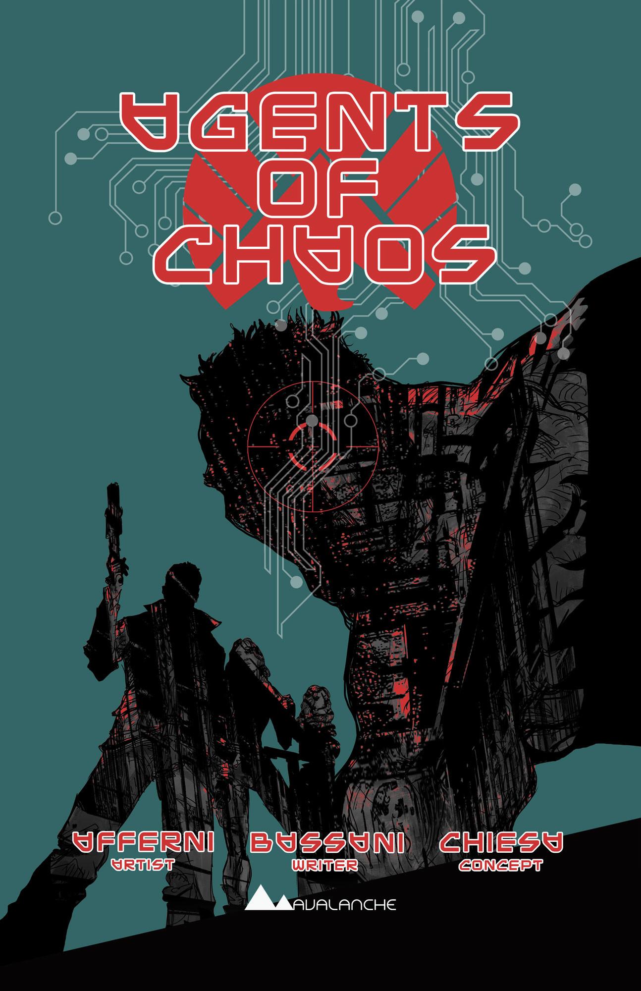 Agent of CAHOS - fan comics