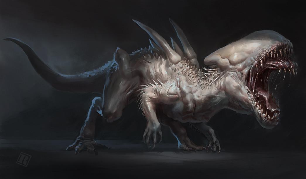 Raph lomotan indominusneomorph