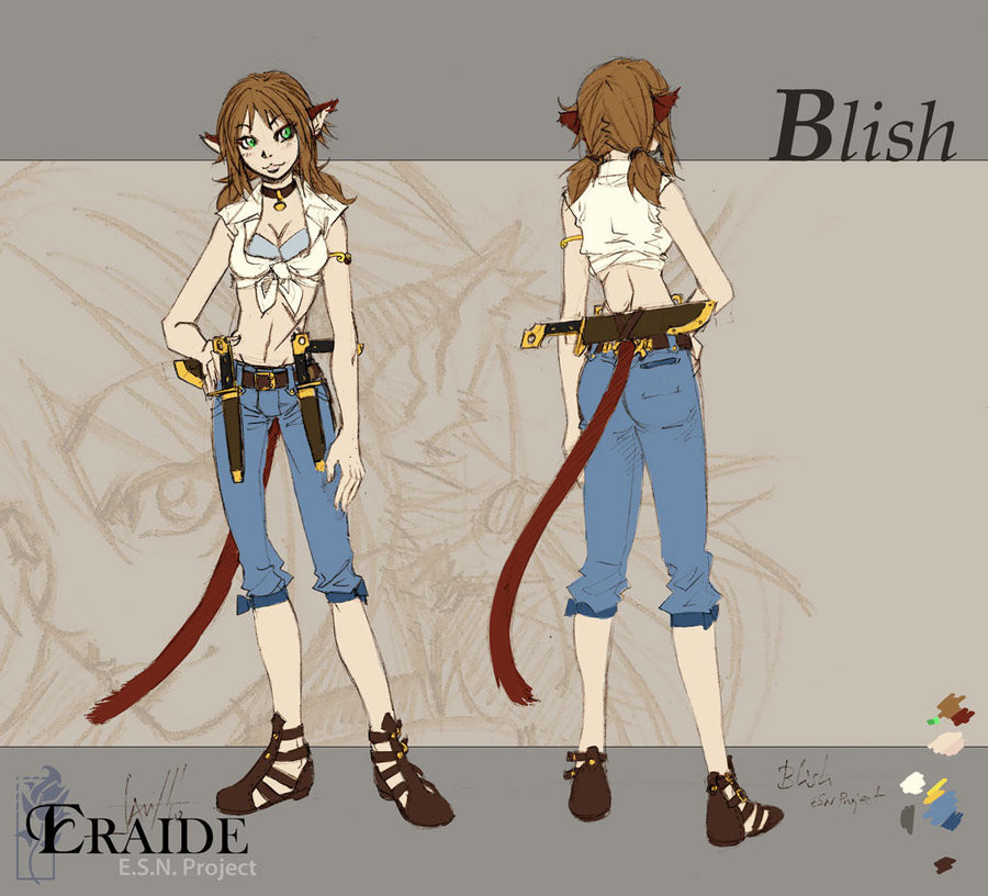 Javier bolado esn project blish color by roaming dragon d36owkr
