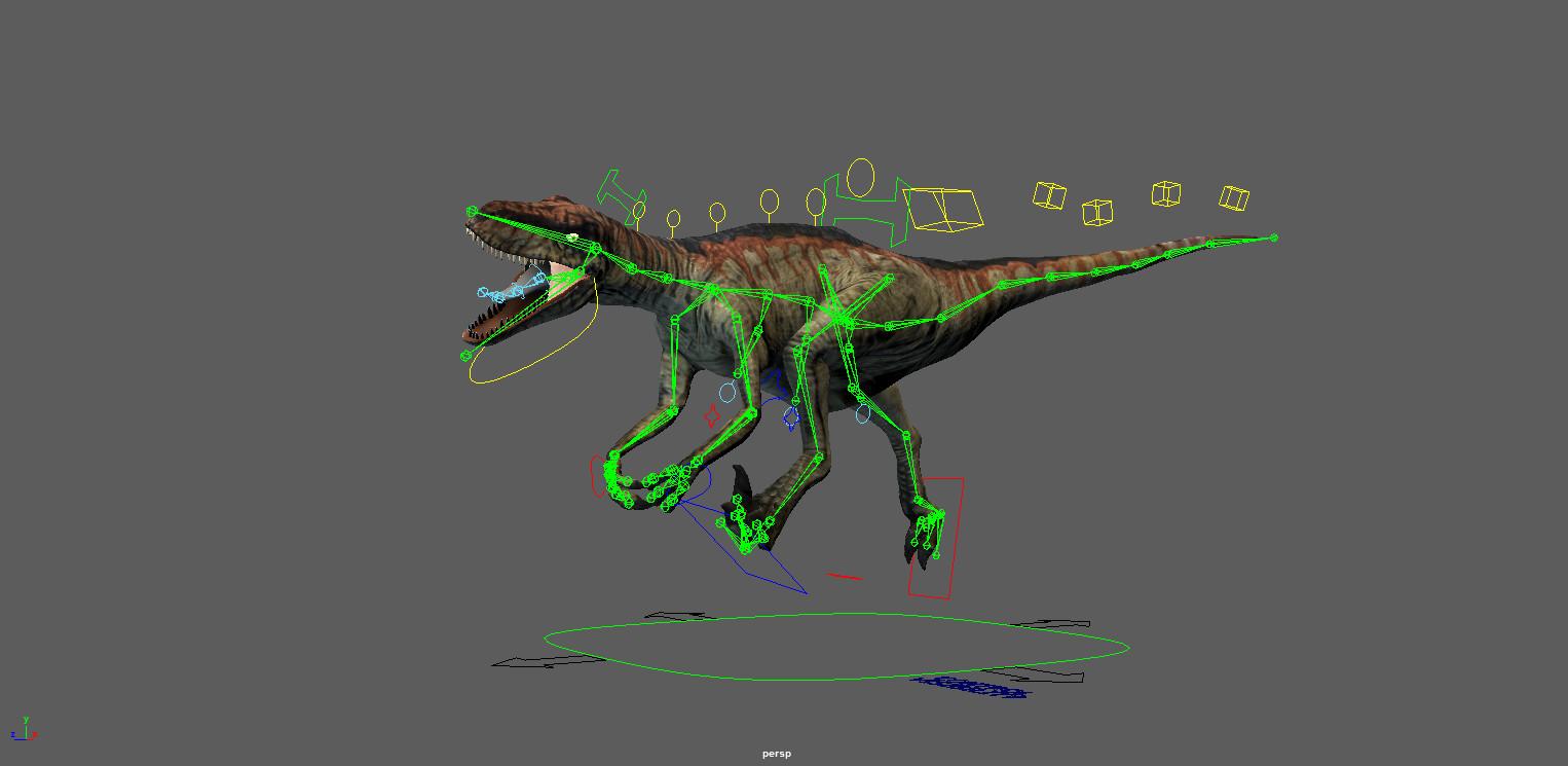 Raveen rajadorai raptor joints