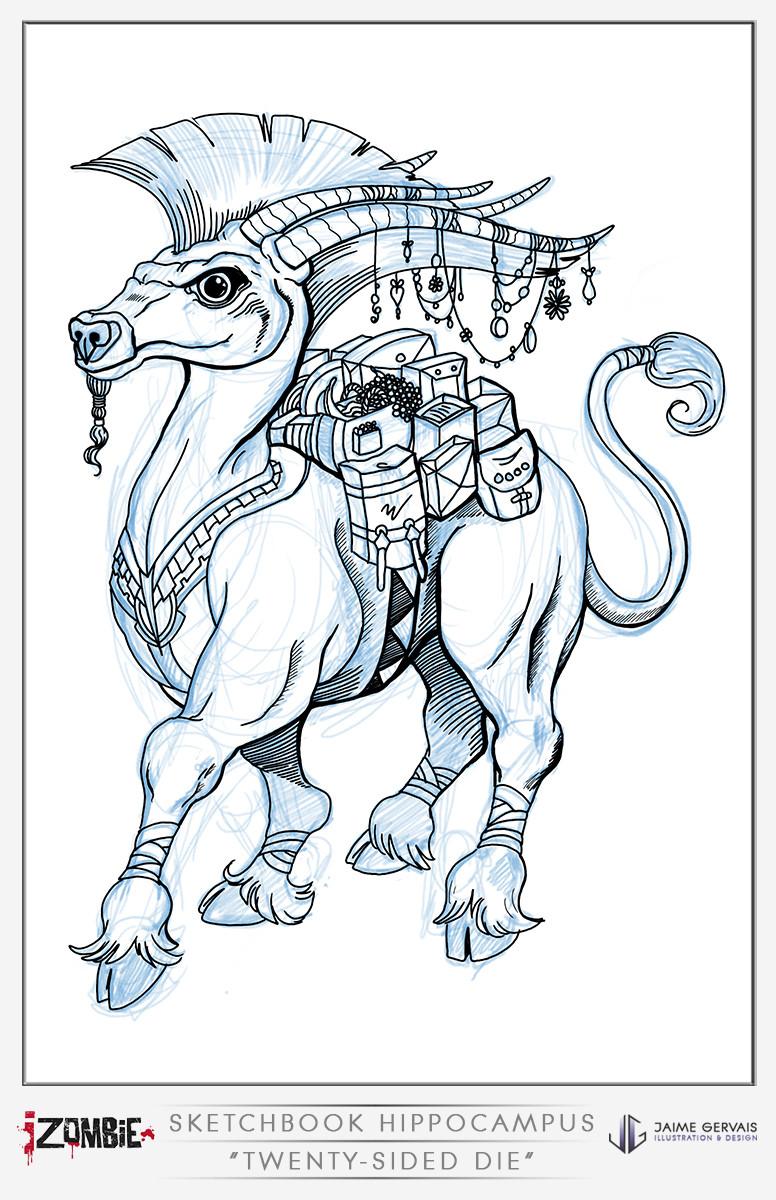 Jaime gervais hippo