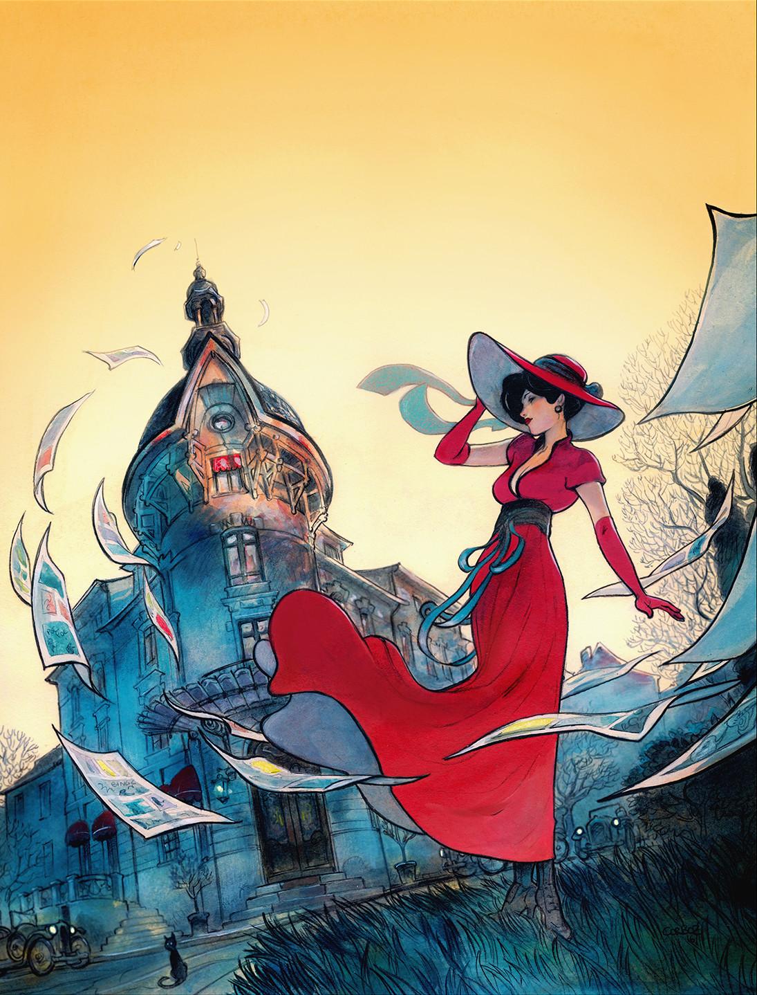 Poster BD/Comics