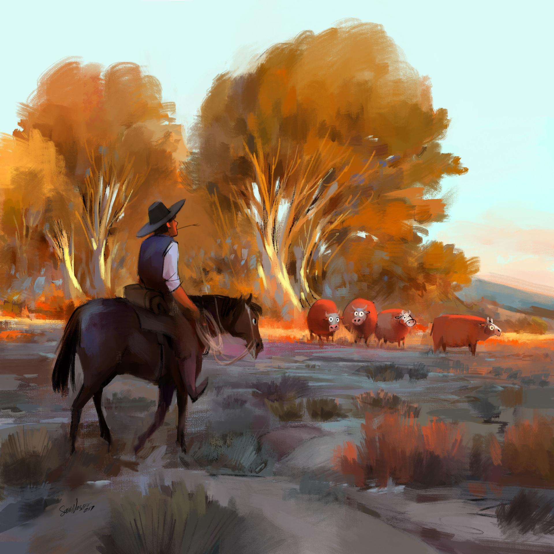 Sam nassour western1