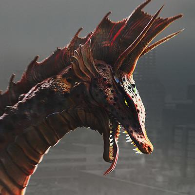 Dope pope ztitanosaurus showa hex by dp